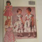Butterick Adorable Toddler Formal Dress Sewing Pattern  5344  Size 5,6