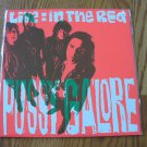 "PUSSY GALORE Live in the Red LP 12"" Vinyl Record"