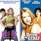 Buffy the Vampire Slayer/Drive Me Crazy (DVD 2-Disc Set)