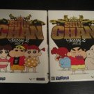 Shin Chan Season 2 Part 1 & 2 DVD Uncensored Gross.Funny
