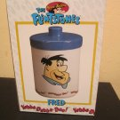 Hannah Barbera THE FLINTSTONES COOKIE JAR  New In Box (Cartoon,Tv Character)