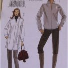 VOGUE UNCUT Pattern V8433 Very Easy Pullover Tunic & Pull-on Pants