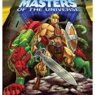 DVD HE-MAN AND THE MASTERS OF THE UNIVERSE Origins 10 Episodes Animated NEW Sealed