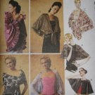 Sewing Pattern Women's Evening Wraps Sz XS-XL McCall's Sewing Pattern 3880  Shawl,Cape,Shrug