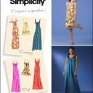 Simplicity 2582 Misses Miss Petite Dress in Three Lengths