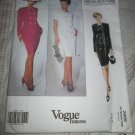 Vogue American Designer Sewing Pattern 2889 Nipon Boutique Womens Dress, Top & Skirt 12,14,16