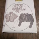 Butterick 4952 Historical Victorian,Edwardian Steam Punk Jacket Pattern Uncut Size 14,16,18,20