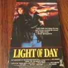 Light Of Day RARE VHS - Not Released On DVD 1987 Michael J. Fox Joan Jett Trent Reznor FREE SHIPPING