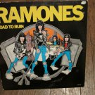 "Ramones -Road to Ruin Sire Records 12"" Vinyl Record SRK 6063"
