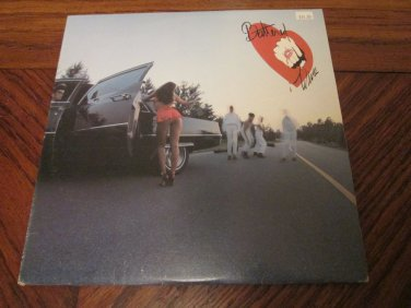 """Battered Wives Blood Red Colored 12"""" Vinyl Record Canadian Punk Rock"""