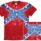 AUTHENTIC Lynyrd Skynyrd - Southern Cross MUSIC TIE DYE ROCK BAND T-SHIRT SIZE LARGE