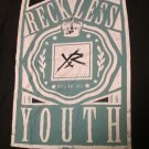 Reckless Youth Graphic T Shirt  Size Mens Small