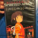 Spirited Away VHS Digitally Mastered Clamshell  Walt Disney Anime Miyazaki
