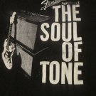 Fender Amplifiers The Soul Of Tone T-Shirt Used Soft  Vintage