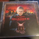 HELLRAISER III 3 HELL ON EARTH CD NEW SOUNDTRACK MOTORHEAD HOUSE OF LORDS RARE