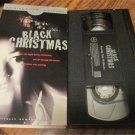 Hyper Rare Black Christmas VHS Slasher Horror OOP Gore sleaze