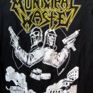 Municipal Waste T Shirt 2 Sided Hard to Find Thrash Metal Rock Shirt FREE SHIPPING