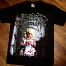 KING DIAMOND 2 sided shirt GIVE ME YOUR SOUL Size Small Shirt FREE SHIPPING