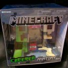 MineCraft Creeper Anatomy Dissect / Reassemble Deluxe JInx Mojang sealed
