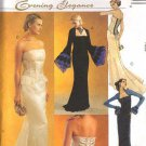 McCalls Pattern Evening Elegance Set Bell Sleeve 4248 Size AA 6- 8 - 10 -12 FREE SHIPPING