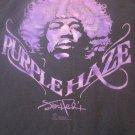 Vintage Jimi Hendrix Purple Haze  Size XL T-Shirt FREE SHIPPING