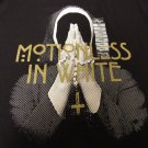 Motionless in White Nun New Goth Metal Core T-Shirt hot topic free shipping