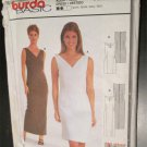 Burda Basic 2672 Fitted Dress Size 10-20 UNCUT