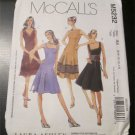 McCall's Sewing Pattern M5232 Misses' Petite Dress by Laura Ashley Size:6-8-10-12-14 Uncut