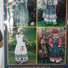 Hats, Purses & Pinafores for Girls 1 - 10 years Sewing Pattern