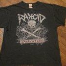 Rancid -Salvation (Used) Band Shirt Size Large