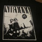 Nirvana Kurt Cobain Grunge Band Shirt Size XL