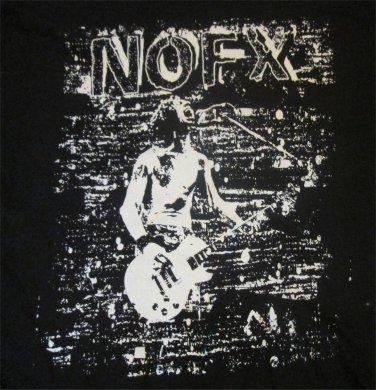 NOFX Punk Rock Double Sided Shirt Size XL