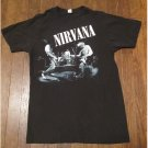 Nirvana Band T-Shirt Adult Size Small Kurt Cobain Used Soft