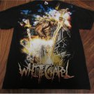 WhiteChapel Shirt Zeus Heavy Metal Deathcore Evil God Size Adult Medium