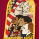 Colonial Virginia Council 1994 Scout Patches