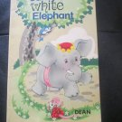 Vintage 70's Bunty's White Elephant Adorable Children's Story Book Softcover