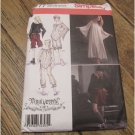 2777 Simplicity Women's,Gown bloomers, Tops, Haute Couture, Goth Steampunk, UNCUT FREE SHIPPING
