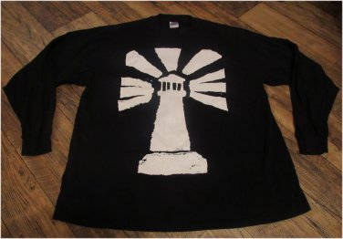 This is the Year Of The Rising Sun PUNK Long Sleeve T-Shirt Black Shirt 2XL FREE SHIPPING
