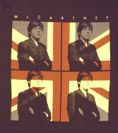 Paul Mc Cartney Osaka Tokyo Japan 2013 Large T-Shirt FREE SHIPPING