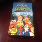 John Denver and the Muppets - A Rocky Mountain Holiday VHS Christmas Classic FREE SHIPPING