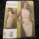 Vogue Dress Pattern V1183 Kay Unger NY size 6-8-10-12