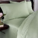 New  Savannah Luxury Queen Size sheets Sage green
