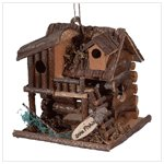 Gone Fishn' Birdhouse
