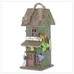 Flower Shop Birdhouse