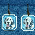 English Setter Jewelry Earrings Handmade