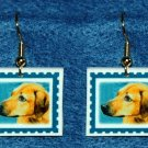 Rhodesian Ridgeback Jewelry Earrings Handmade