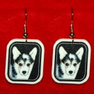 Welch Corgi Jewelry Earrings Handmade