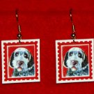 Wirehaired Pointing Griffon Jewelry Earrings Handmade