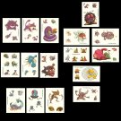 Pokemon Temporary Tattoos Set 16