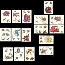 Pokemon Temporary Tattoos Set 16